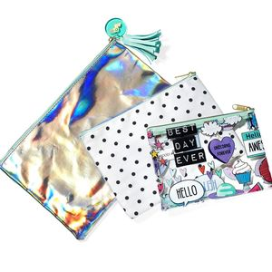 Stocking Stuffers Yoobi Zip Pouch Set