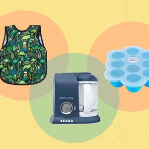 Mealtime Must-Haves for Baby