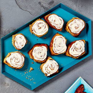 Slow-Cooker Cinnamon Rolls recipe