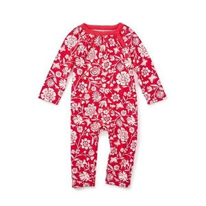 Tea Collection Recalls Children's Rompers Due to Choking Hazard recall image