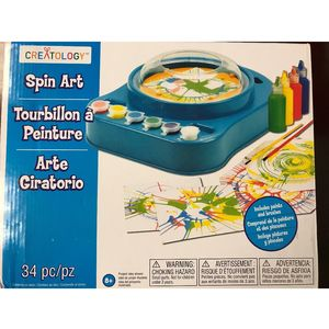 Michaels Recalls Spin Art Kits Due to Fire and Burn Hazards recall image