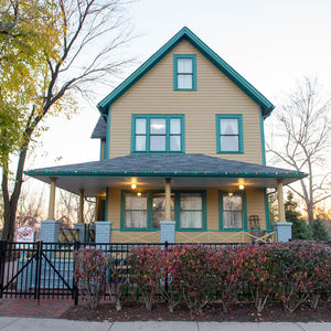 Magical Holiday Places A Christmas Story House