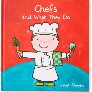 chefs what they do book cover