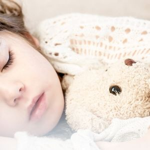 cough remedies for kids sleeping child