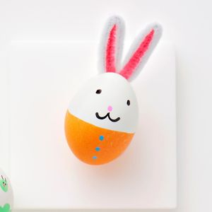 Egg Decorations Bunny