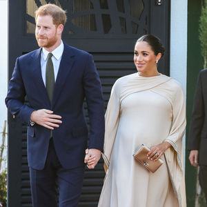 prince harry and meghan markle third trimester
