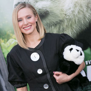 Kristen bell at the world premiere of PANDAS