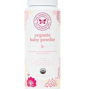 honest company baby powder