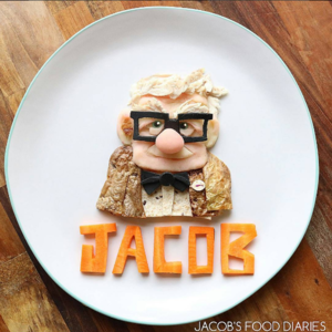 jacobs food diaries carl from up