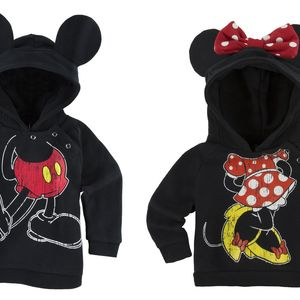 Disney Mickey and Minnie Hoodie Sweatshirts