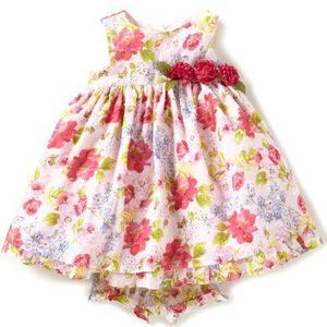 Laura Ashley Girl's Dresses Recalled by Pastourelle Due to Choking Hazard recall image
