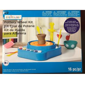 Michaels Recalls Pottery Wheel Kits Due to Fire and Burn Hazard recall image