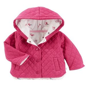 OshKosh Recalls Baby B'gosh Quilted Jacket Due to Choking Hazard recall image