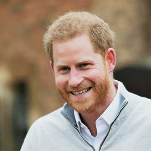 prince harry interview after birth