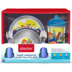 Playtex Recalls Children's Plates and Bowls Due to Choking Hazard recall image