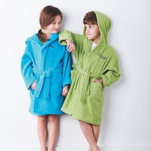 The Company Store Recalls Children's Robes Due to Violation of Federal Flammability Standards (Recall Alert) recall image