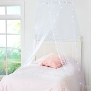 Tween Brands Recalls Light Up Bed Canopies Due to Fire and Burn Hazards; Sold Exclusively at Justice (Recall Alert) recall image