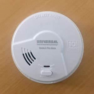 Universal Security Instruments Recalls to Inspect Smoke Alarms Due to Risk of Failure to Alert Consumers to a Fire recall image