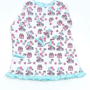 Just Blanks Children's Nightgowns Recalled by Ishtex Textile Products Due to Violation of Federal Flammability Standard; Burn Hazard recall image