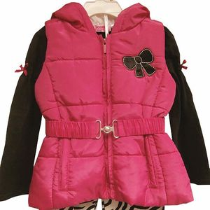Children's Apparel Network Girl's Three-Piece Clothing Sets Recalled recall image