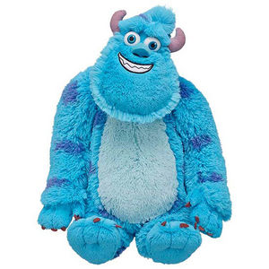 Build-A-Bear Sulley Character Stuffed Animals Recalled recall image