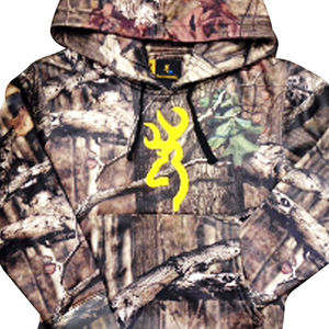 Browning Youth Buckmark Junior Hoodie Sweatshirts Recalled recall image