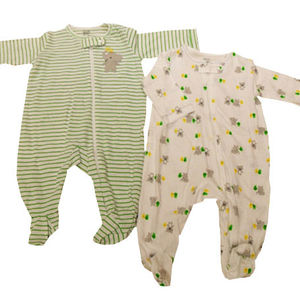 450c9fa9fd Carter  039 s One-Piece Footed Infant Clothing With a Zipper Recalled recall