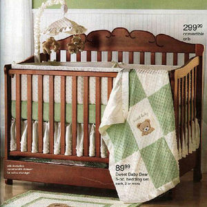 Yu Wei Drop-Side Cribs Recalled recall image