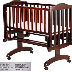 Dream On Me Lullaby Cradle Glider Recalled recall image