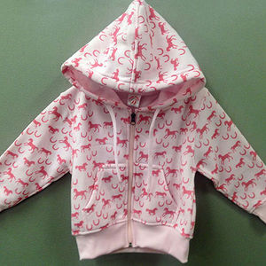 Kiddie Korral Pink Pony Hoodies Recalled recall image