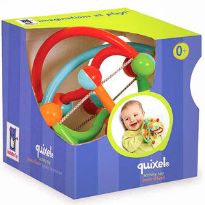 Manhattan Toy Quixel baby rattles Recalled recall image