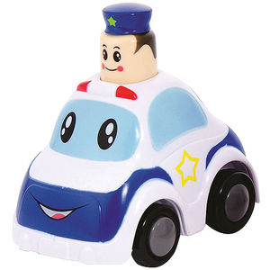 Schylling Police Press and Go Toy Vehicles Recalled recall image