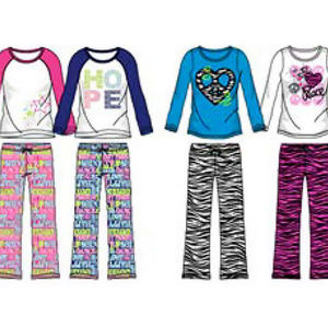 Star Ride Kids Pajama Sets Recalled recall image