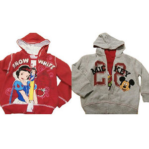 Children's Apparel Network Fleece Hoodie and T-Shirt Sets Recalled recall image