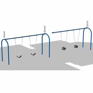 BCI Burke Swing Sets Recalled recall image