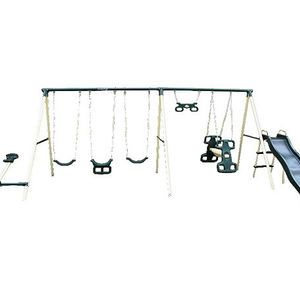 Troxel Flexible Flyer Swing Sets Recalled recall image