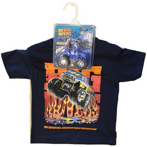 Happy Shirts Toy Trucks Sold With T-Shirts Recalled recall image
