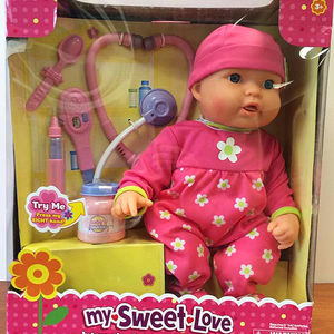 Walmart's My Sweet Love / My Sweet Baby Cuddle Care Baby Doll Recalled recall image