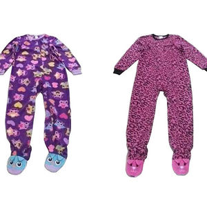 Target Girls Circo Fleece Blanket Sleepers Recalled recall image