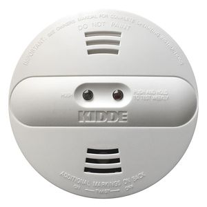 Kidde Recalls Dual Sensor Smoke Alarms Due to Risk of Failure to Alert Consumers to a Fire recall image