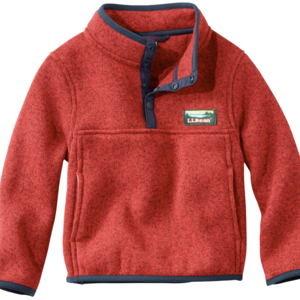 L.L. Bean Recalls Toddler Sweater Fleece Pullovers Due to Choking Hazard (Recall Alert) recall image
