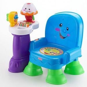 Fisher-Price Laugh & Learn Musical Learning Chair Recalled recall image
