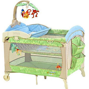Fisher-Price Rainforest Portable Play Yards Recalled recall image