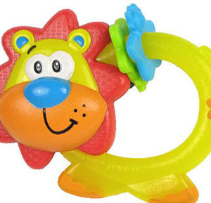 Infantino Lion and Lamb Grabby Rattles Recalled recall image