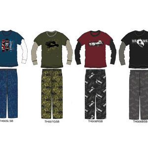 Tony Hawk Boys' Pajama Sets Recalled recall image
