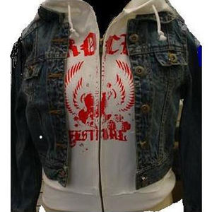 Denim Hooded Jackets Recalled recall image
