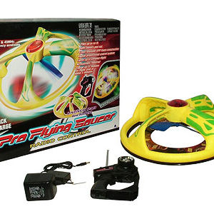Remote Control Flying Saucers Recalled recall image