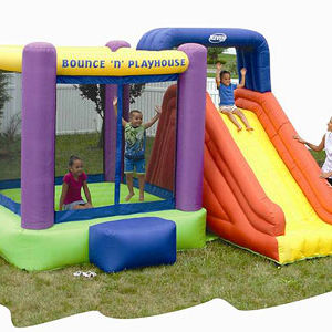 Inflatable Bounce Houses Recalled recall image