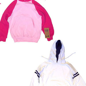Children's Hooded Sweatshirts and Windbreakers Recalled recall image