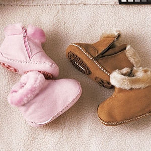 L.L.Bean Infant Booties Recalled recall image